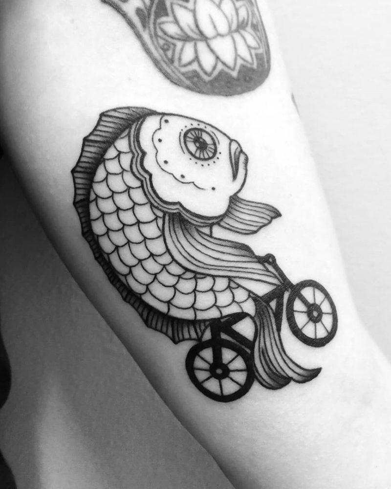 Tattoo_Pesce_Femminista